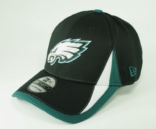 NFL Philadelphia Eagles Reverse Team Color Training 39THIRTY Cap, Small