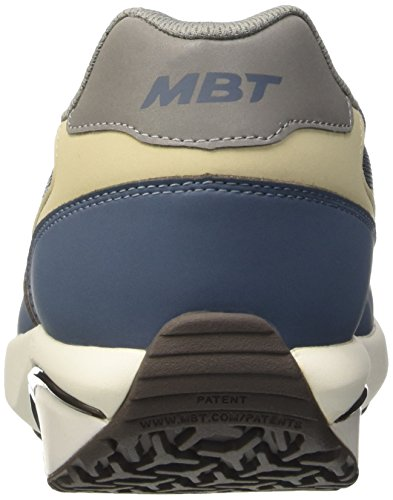 Basses Blue MBT Multicolore Chaussures China Homme 1997 Cement qwU7UZO