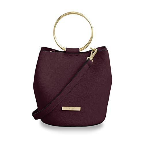Katie Bucket Bag Mini Loxton Burgundy Suki xWwTnwBHqf