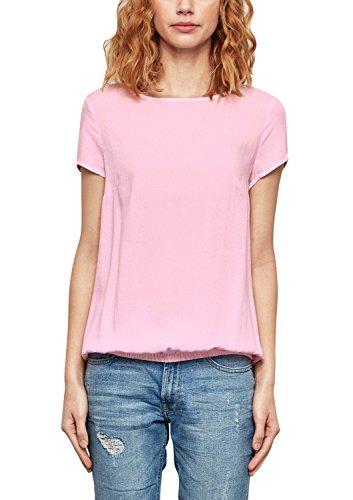 S Oliver Blouse by 41a4 Q designed Purple Femme Rose Pink Aop s Zdw41qq