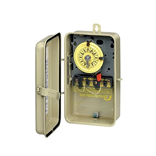 Intermatic T104R3 Time Switch 897-T104R3 by Intermatic