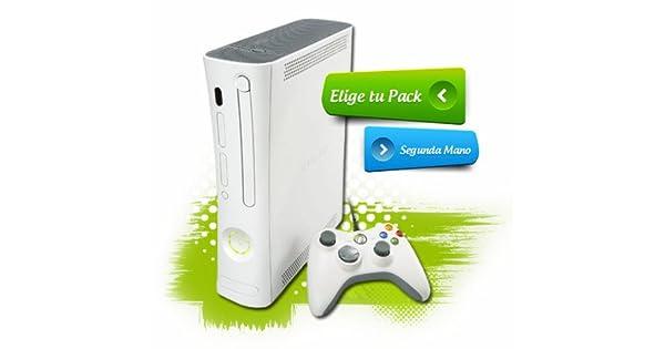 InfoCoste 60004 - Xbox 360 flasheada + lt 3.0 (seminueva): Amazon.es: Videojuegos