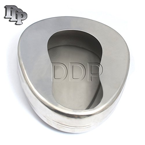 DDP STAINLESS STEEL BED PANS, ADULT, 14