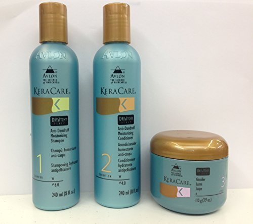 KeraCare Dry & Itchy Scalp Solutions by KeraCare