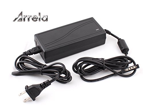 Arrela® 100-240V Charger Adapter for Microsoft Surface Pro 10.6 Windows 8 Tablet Power Supply Charger
