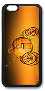 iPhone 6 Cases - New Best Rubber Bumper Black Covers Halloween Pumpkins Car Mouse