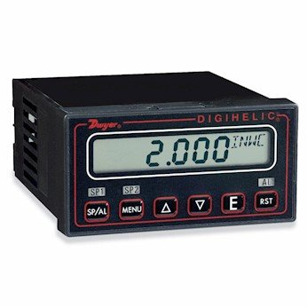 Dwyer Dh 006 Digihelic Differential Pressure Controller  5  Wc