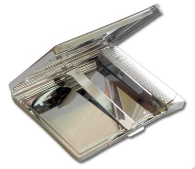 Have Gun Will Travel Cigarette Case Lighter or Wallet Business Card Holder by SiamHandCraft (Image #1)