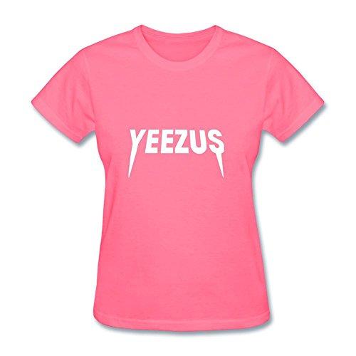 Women's yeezus_header Short Sleeve T-Shirt