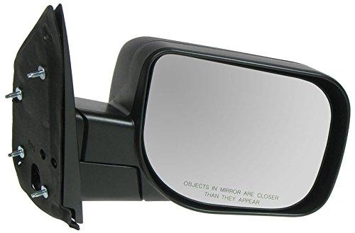 04 nissan titan passenger mirror - 5