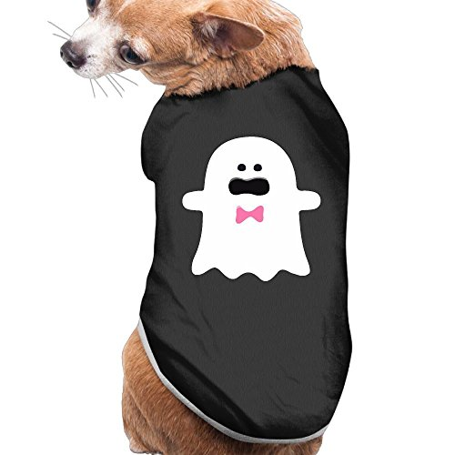 Centaur Dog Costume (NEW Pets Clothes HALLOWEEN Costumes Casual Ghost Pattern Vest Sweaters For Dogs&Cats)