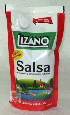 Salsa Lizano 13.5oz Bag