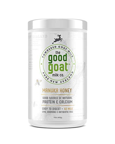 New Zealand Full Cream Goat Milk Powder (Manuka Honey)