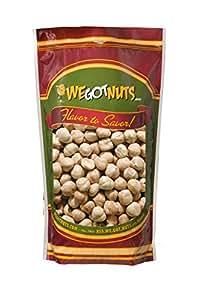 Bulk Raw Blanched Hazelnuts/filberts 1 Pound - We Got Nuts