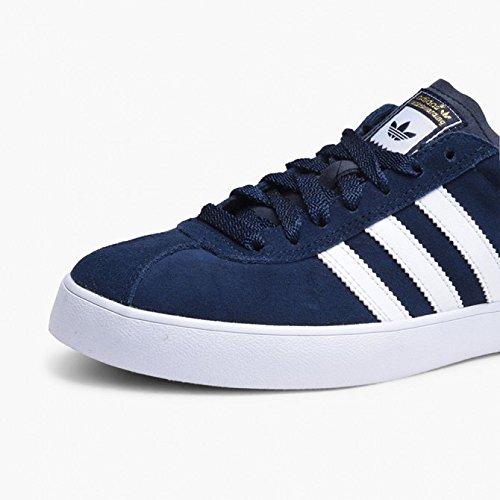 Adidas SB Skate Adv Collegiate Navy White - 44 EU