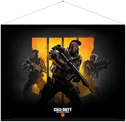 Gaya Call of Duty: Black Ops 4 Wallscroll