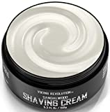 Luxury Shaving Cream for Men- Sandalwood Scent