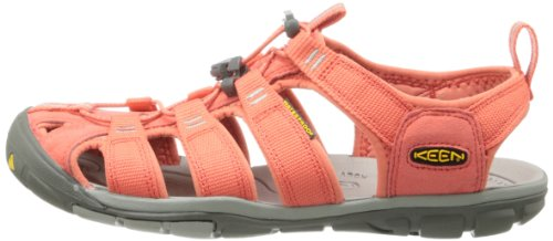 1010994 Sandalen Keen HOT W Coral CORAL Orange Damen Hot DRIZZLE Drizzle CLEARWATER CNX FA8rqtwAY
