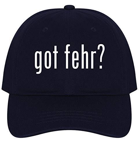 - The Town Butler got Fehr? - A Nice Comfortable Adjustable Dad Hat Cap, Navy