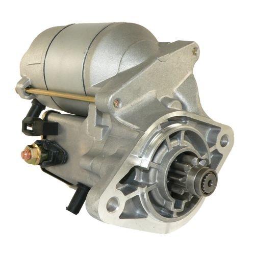 kubota d950 starter - 3