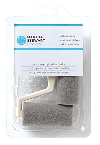 Set Of 3 Martha Stewart Crafts 32802 Stencil Brushes
