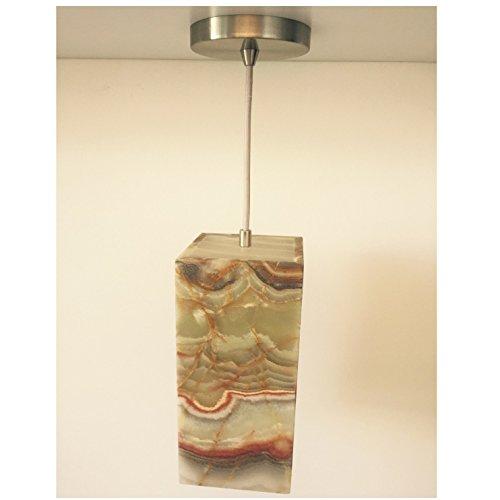 Olive Green Pendant Light in US - 5