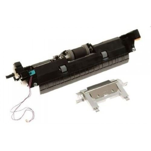 HP 5851-4012 Paper pick-up assembly - Includes the pick-up roller, feed roller assembly, drive gears, and separation pad for tray 2 and 3 Paper Pickup Roller Gear