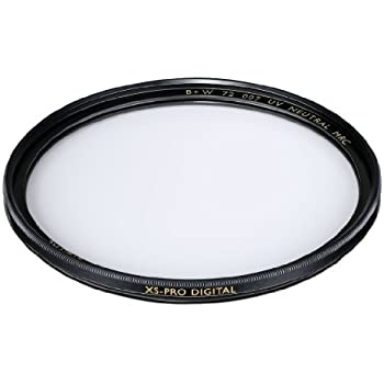 B+W 62mm XS-Pro Clear with Multi-Resistant Nano Coating (007M)