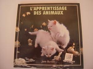 """Afficher """"L'apprentissage des animaux"""""""
