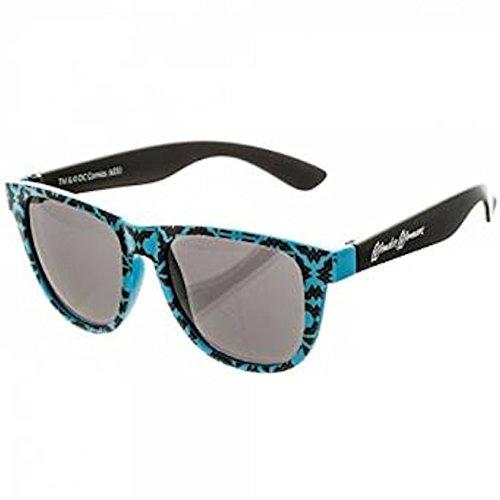 Wonder Woman Patterned DC Comics Sunglasses - For Dc Sunglasses Women