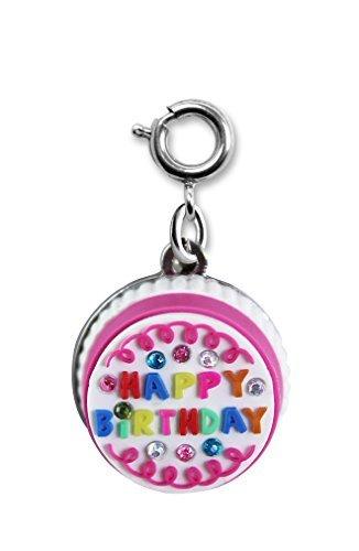 Charm It! Confetti Cake Charm Birthday Cake Charm