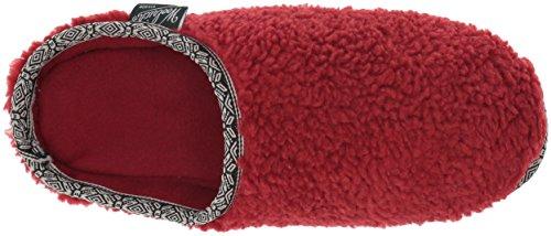 Whitecap Dahlia Mule Red on Women's Woolrich Slipper Slip qxCnwUq65