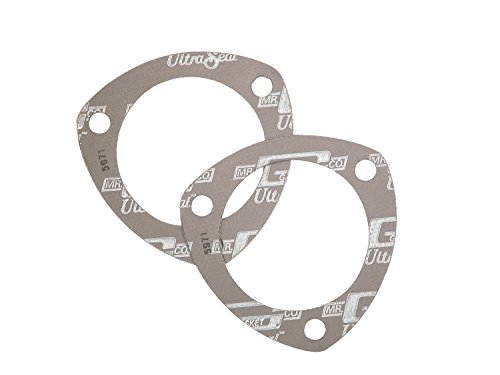 - Mr. Gasket 5971 Ultra-Seal Collector Gaskets - Pair