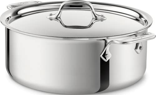 All Clad Stainless Dishwasher Stockpot Cookware