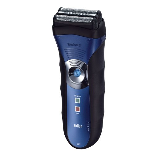 Braun Series 3 340 Wet & Dry Men's Shaver by Braun