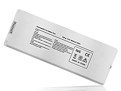 """BULL A1185 60Wh New Replacement High Performance Li-ion Battery for Apple A1185 Macbook 13"""" Series Ma254b/a Mb062x/a--12 Months warranty from BULL"""