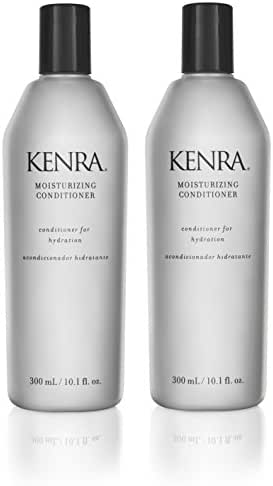 Shampoo & Conditioner: Kenra Moisturizing