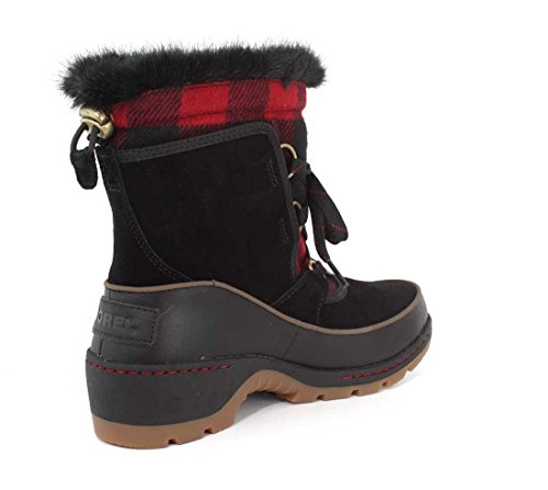 Sorel Mujeres Tivoli Iii Botines Black / Major