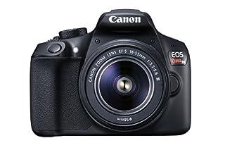 Canon EOS Rebel T6 Digital SLR Camera Kit with EF-S 18-55mm f/3.5-5.6 DC III Lens (B01D89BPGC) | Amazon price tracker / tracking, Amazon price history charts, Amazon price watches, Amazon price drop alerts