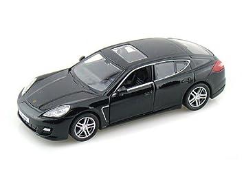 RMZ City Porsche (Porsche) Panamera Turbo 1/36 Black RMZ555002-BK minicar