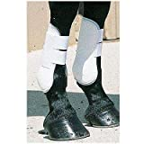 Roma Open Front Boots Black Full