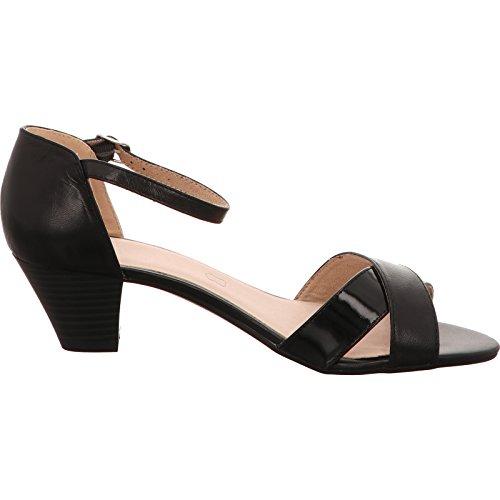 Zapatos plateado formales Caprice para mujer 5HAdjoLZ