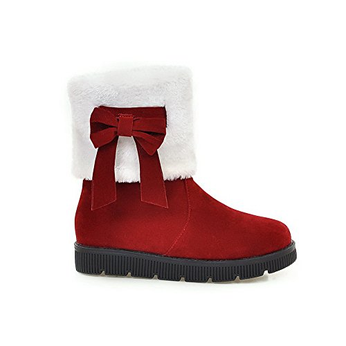 5 Red Femme EU ABL09961 37 Rouge Sandales Plateforme BalaMasa Abl09961 gBq100
