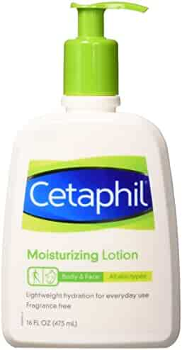 Cetaphil Moisturizing Lotion for All Skin Types 16 oz ( Pack of 2)
