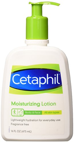 Cetaphil Moisturizing Lotion Skin Types