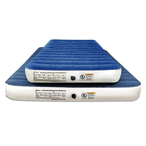 soundasleep camping series air mattress with included. Black Bedroom Furniture Sets. Home Design Ideas