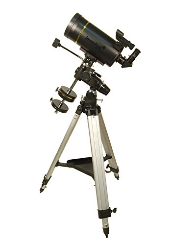 Levenhuk Skyline PRO 127 MAK Telescope - 127mm Maksutov-Cassegrain with Long Focal Length and Large Aperture by Levenhuk