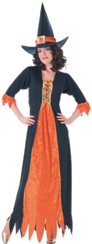 Adult Gothic Witch Costume (Easy Witch Costume)