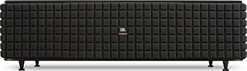 JBL Authentics L8 Sistema de altavoces doméstico de dos-vías con Bluetooth, NFC, Wi-Fi, AirPlay y Spotify Connect, compatible con dispositivos iOS y Android, color negro