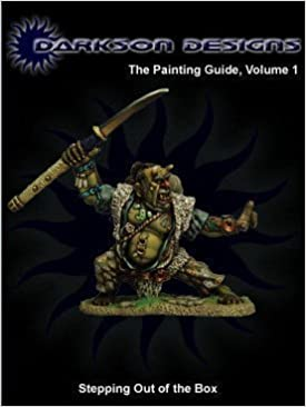 Darkson Designs Painting Guide Vol 1